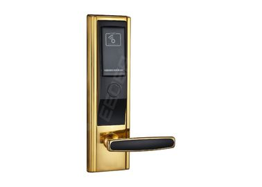 China Golden Security Card Door Locks ANSI Mortise Working Current < 150mA L1821FJH factory