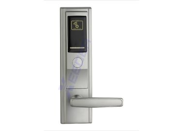 L1821Y Hotel Card Lock Stainless Steel Material Working Humidity 15~85% RH