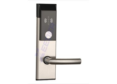 L1216YH Hotel Electronic Door Locks 40mm-50mm Thickness European Standard