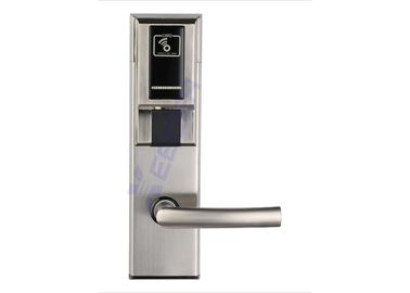 ANSI Mortise Electronic Front Door Lock Stainless Steel 304 Material